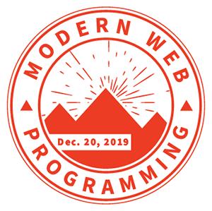 Modern Web Programming