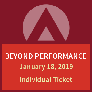 Beyond Performance Individual Ticket